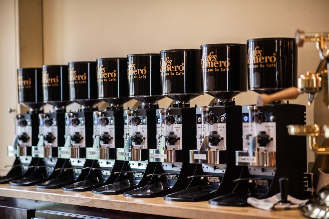 La Torréfaction – Cafés Romero